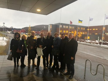 "International seminar in Bodo (Norway) on continuation of ""Ukraine-Norway"" project"